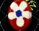 Slidery Wiz - Daisy červeno-bílo-modré
